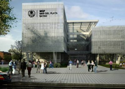 Nuevo Centro Cívico de la Ciudad de Mar del Plata