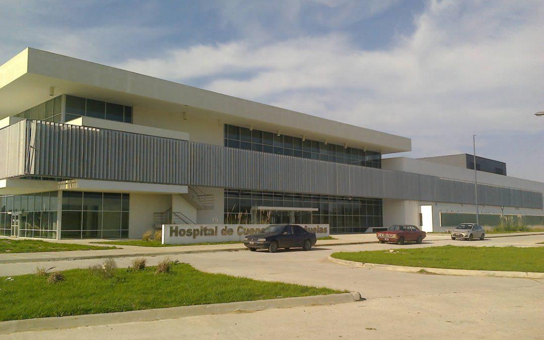 Hospital de alta complejidad de la Cuenca Alta, Ciudad de Cañuelas