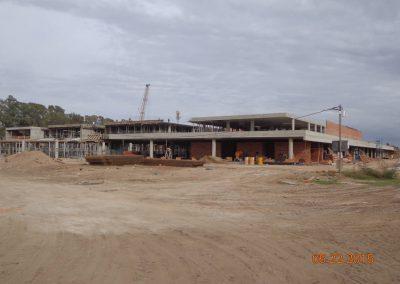 Hospital de alta complejidad en la Ciudad de Santa Rosa